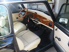 Il Cruscotto MINI della collezione Radica di Noce - Mini Austin Rover Cooper