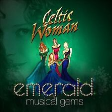Emerald: Musical Gems-Live in Concert [2/24] by Celtic Woman (DVD, Feb-2014, Blue Note (Label))