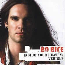 Inside Your Heaven [Single] by Bo Bice (CD, Jun-2005, RCA)