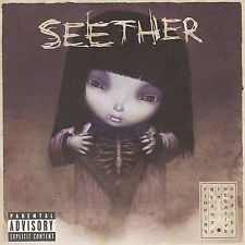 Seether, Finding Beauty In Negative Spaces [Explicit], Very Good, Audio CD