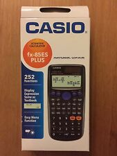 Calculadora Cientifica CASIO FX 85 ES PLUS DUAL POWER SOLAR Escolar Científica
