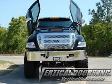 Ford F650 06-10 Lambo Style Vertical Doors VDI Bolt On Hinge Kit