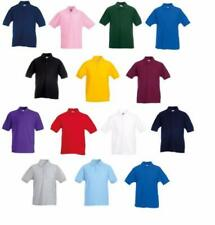 Fruit of the Loom Polyester T-Shirts & Tops (2-16 Years) for Boys