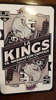 2018-19 DUSTIN BROWN LOS ANGELES KINGS 1112 GAMES BREAKS RECORD POSTER SGA