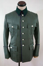 WWII German Heer M41 officer chaplains Gabardine jacket dress tunic