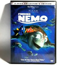 Finding Nemo (2-Disc Dvd, 2001, Widescreen Collector's Ed) Albert Brooks