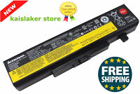 Genuine E430 Battery Lenovo L11S6Y01 L11L6Y01 45N1043 Y480 Y580 Series 75+ OEM