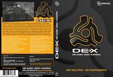 PCDJ DEX 2 KARAOKE + DJ HOST (WIN/MAC OS) SHOW SOFTWARE (FREE UPGRADE TO V3.0)
