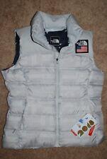 NEW Women's The North Face 2018 USA Olympic Nuptse Glacier Vest (Small)