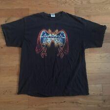 Vintage Scorpions Tour Merch 2006 Concert t Shirt Size XL