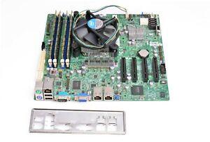 Supermicro X9SCM-F SET / Bundle Intel 1155 Xeon CPU E3-1240, 32GB RAM, NEW BIOS