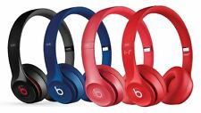 Original Beats by Dr. Dre Solo 2 Wired On-Ear Headband Headphones over the ear