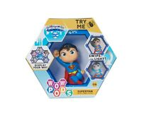 WOW ! POD DC SUPER FRIENDS SUPERMAN  SERIES 1 SWIPE TO LIGHT