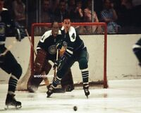 NHL 1969 Oakland Seals Game Action Color Picture 8 X 10 Photo Picture