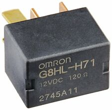 2 Omron OEM Honda 39794-sda-a03 relay Brand New sameas 39794-sda-a05 ISO 4 prong