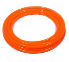 "Fuel Line (10 Feet) Orange Super Premium Quality 1/4"" ID - 3/8"" OD Free Shipping"