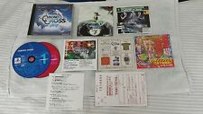 CHRONO CROSS, SONY PLAYSTATION/PSX/PSONE, GIAPPONESE/JAP/IMPORT/JP
