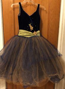 Adult Midnight Ballerina Costume SIZE S