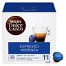 96 CIALDE CAPSULE CAFFE' NESCAFE' DOLCE GUSTO RISTRETTO ARDENZA ORIGINALI