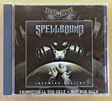 Spellbound - Like New CD - Incoming Destiny - Promo Only - German Thrash Metal