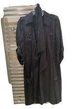 diane von furstenberg Black Silk Wrap Dress Size 4 US