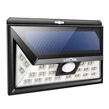 Lampada ad Energia Solare con Sensore di Movimento Impermeabile 24 LED