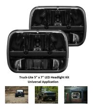 "Rigid Industries 5"" x 7"" LED Headlight for Jeep YJ Wrangler and Jeep Cherokee XJ"