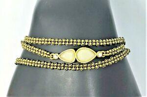 Silpada 'Rosy Wrap' Bracelet, KRB0108