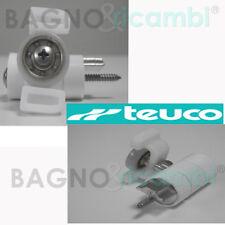 Ersatz Rad Lager Walze Top- 81079501 Teuco Durchmesser 21
