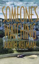 BUY 2 GET 1 FREE Someone's Watching by Judith Kelman (1991, Paperback)