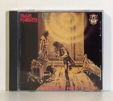 IRON MAIDEN - RUNNING FREE · SANCTUARY (CD) UK - EMI 1990