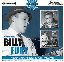Remembering BILLY FURY - Peter Williams Guitar Instrumentals