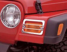 Headlight Guard-Sport Rampage 85460 fits 15-16 Jeep Wrangler