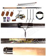 Kit Completo Ledgering Canna Telescopica Samurai + Mulinello XC + Accessori TP