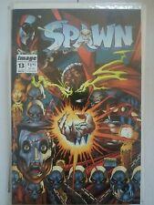 Spawn #13 Image Comics 1993 Todd McFarlane Comic Book - Nm