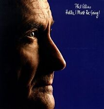 Phil Collins Hello I Must Be Going 2016 Remaster Deluxe 180g Vinyl LP /new