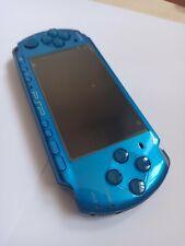 PSP Sony portable. 3004 vibrant blue