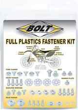 Full Plastic Fastener Bolt Kit Honda 00-07 CR 125 250 00-04 CRF 450R HON-0007124
