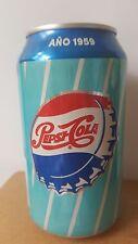 Pepsi 1959 Edicion limitada Colección collection Puerto Rico PR Can Lata