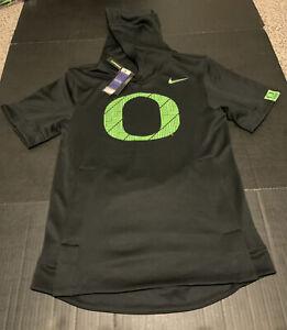 Oregon Ducks Nike Ohana Football S/S  Hoodie Men's Size: Medium NWT 2020