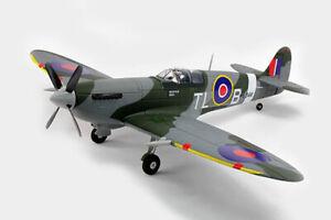 Dynam Spitfire Mk.IX V3 w/Retracts 1200mm w/o Tx/Rx/Batt RC Model Aircraft