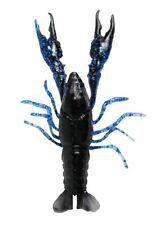 """Tackle Hd Hi-Def Craw 3.75"""" - Black & Blue (5 per pack)"""