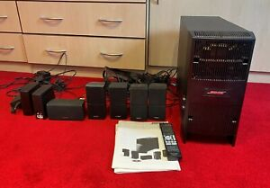 Bose Acoustimass 10 Series IV Home Entertainment Speaker System (complete)