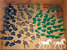 90+ Civil War & Other Army Men & Accessories