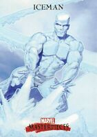 ICEMAN / 2007 Marvel Masterpieces BASE Trading Card #40