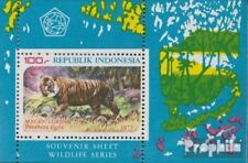 Indonesia Block25A (volledige uitgave) postfris MNH 1977 Conservation