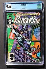 PUNISHER #1 1st On-Going Marvel Series 1987 Netflix TV Baron Janson CGC NM+ 9.6