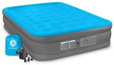 Air Comfort Camp Mate Queen Size Raised Mattress Waterproof Portable Durable