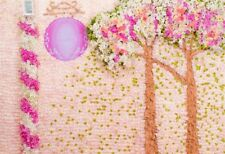 7x5ft Flower Painting Picture Photography Backgrounds Photo Backdrops Props