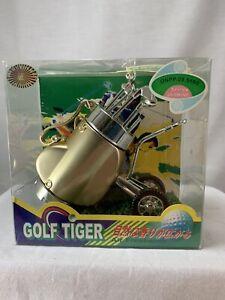 Golf Tiger Golf Cart Jasmine Air Freshener